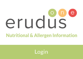 Erudus - Nutritional & Allergen Information